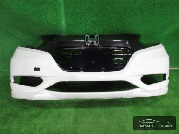 honda vezel front bumper Image-1
