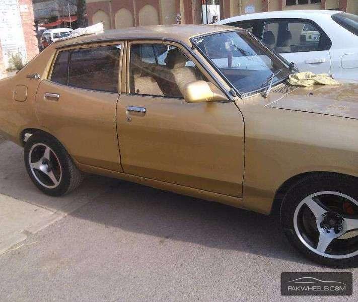 Average Car Insurance >> Datsun 120 Y 1974 for sale in Islamabad | PakWheels