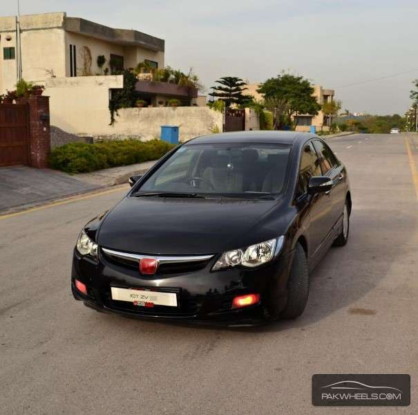 honda civic hybrid mxst 2007 for sale in islamabad pakwheels. Black Bedroom Furniture Sets. Home Design Ideas