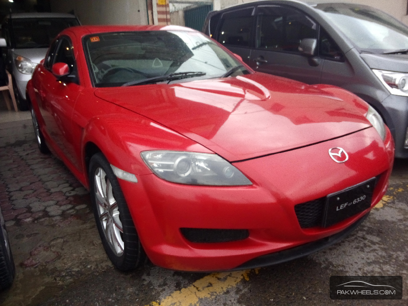 mazda rx8 2004 for sale in lahore pakwheels. Black Bedroom Furniture Sets. Home Design Ideas
