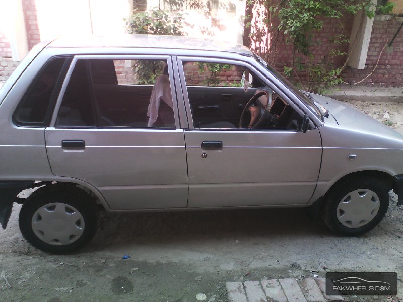 used suzuki mehran vxr cng 2006 car for sale in lahore   1115899