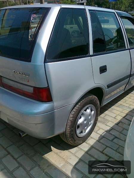 Suzuki Cultus VXR (CNG) 2008 Image-5