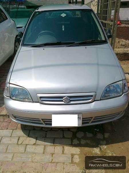 Suzuki Cultus VXR (CNG) 2008 Image-1