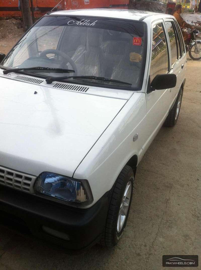 used suzuki mehran vx cng 2008 car for sale in jhelum   1116749