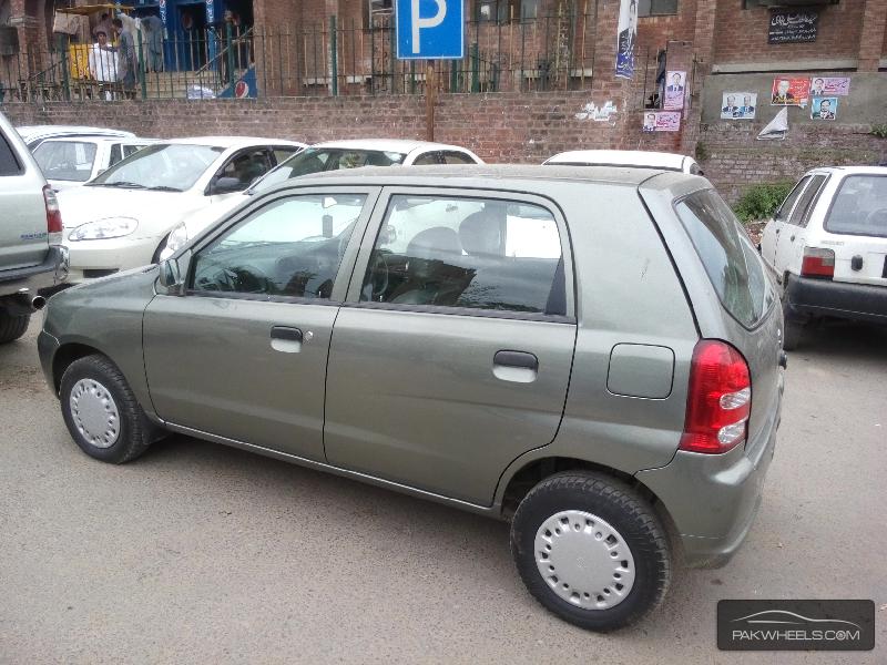 Suzuki Alto VXR (CNG) 2011 Image-5