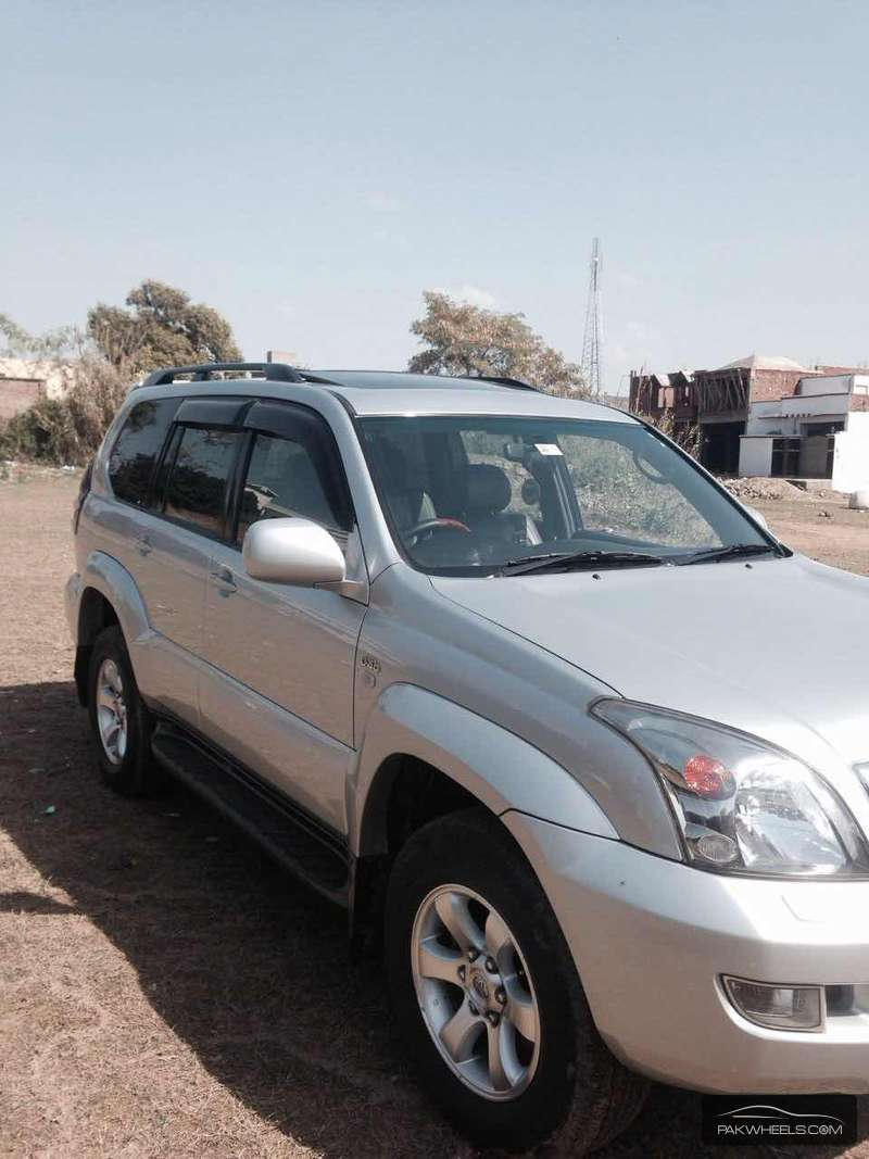 Used Toyota Prado TZ 2005 Car for sale in Islamabad ...