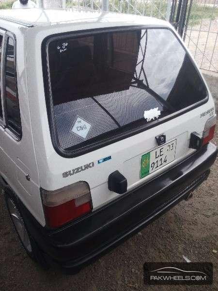 Suzuki Mehran VX (CNG) 2012 Image-3