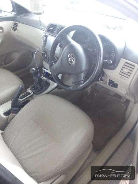 Toyota Corolla GLi 1.3 VVTi 2013 Image-5