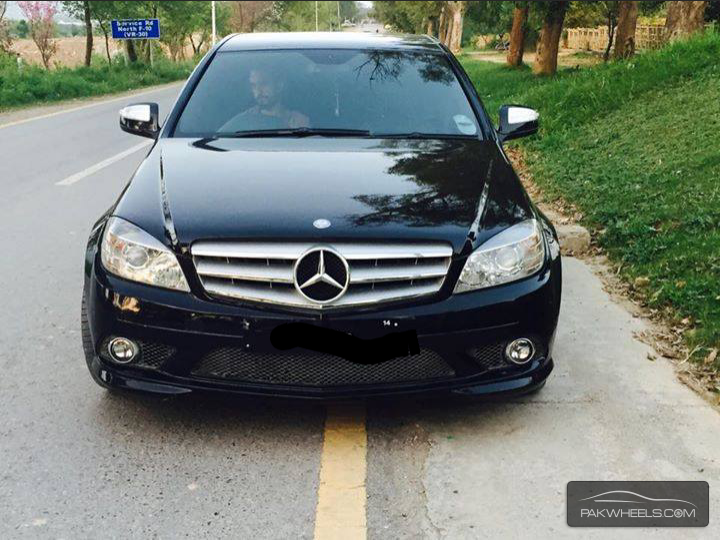 Mercedes benz c class c180 2007 for sale in islamabad for C180 mercedes benz