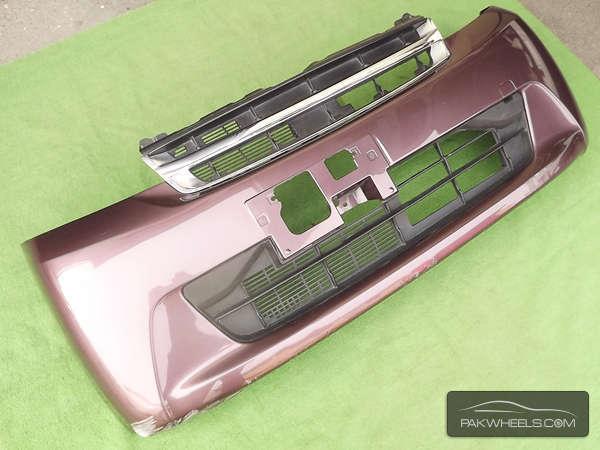 daihatsu move la100s bumper For Sale Image-1