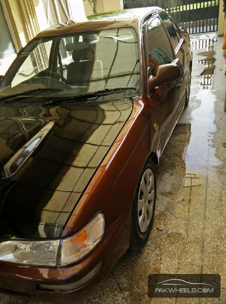 Toyota Corolla XE-G 1999 Image-3