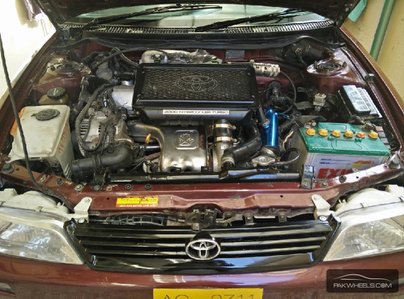 Toyota Corolla XE-G 1999 Image-5