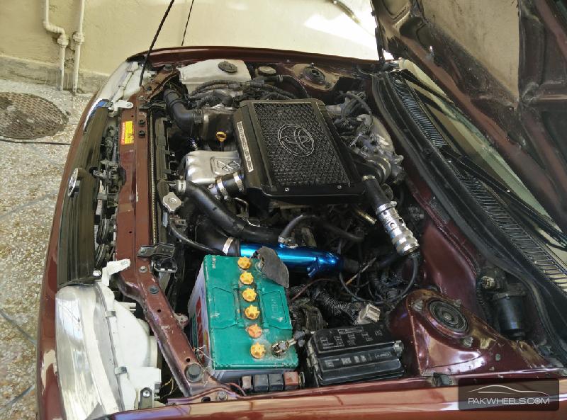 Toyota Corolla XE-G 1999 Image-8