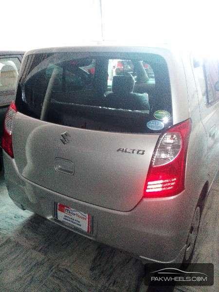 Suzuki Alto 2012 Image-4