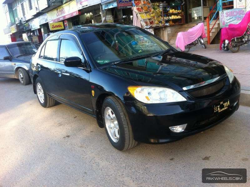 used honda civic vti oriel 2005 car for sale in islamabad 1142324 pakwheels. Black Bedroom Furniture Sets. Home Design Ideas
