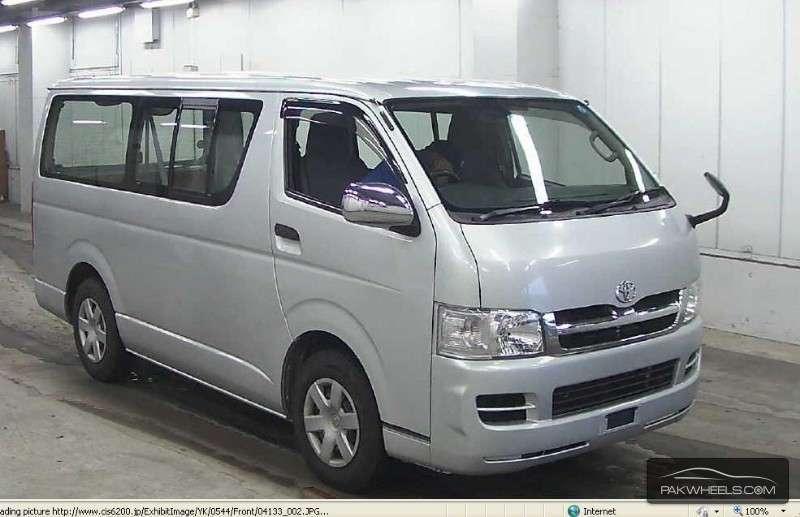 Toyota Hiace Gl 2010 For Sale In Gujranwala Pakwheels