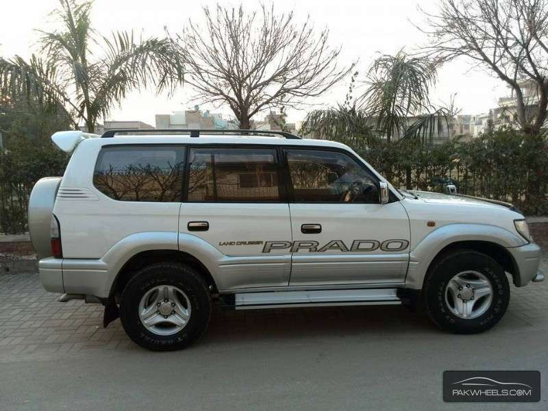 Toyota Prado Tx Limited 2 7 2000 For Sale In Lahore