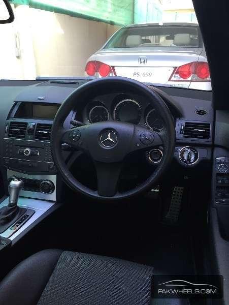 Mercedes Benz C Class C180 Kompressor 2008 Image-8