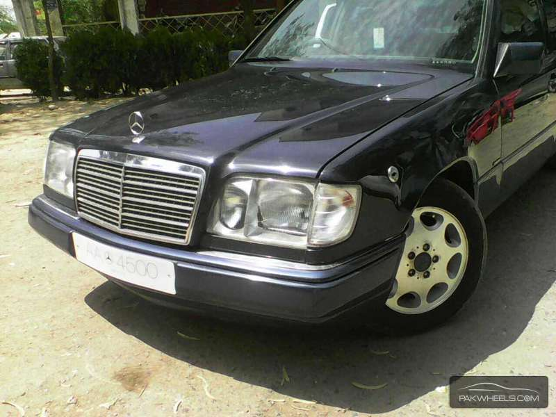 Mercedes benz e class e280 1994 for sale in islamabad for 1994 mercedes benz e class