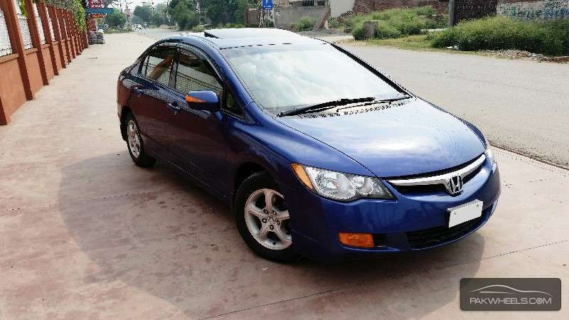 used honda civic vti oriel 2009 car for sale in lahore 1149496 pakwheels. Black Bedroom Furniture Sets. Home Design Ideas
