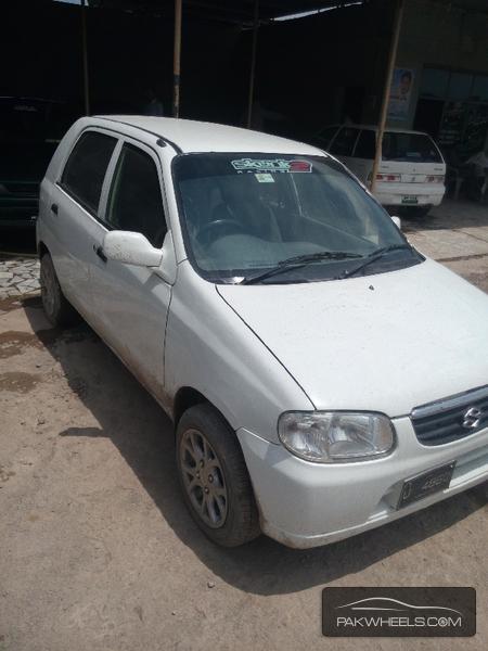 Suzuki Alto VXR 2006 Image-2
