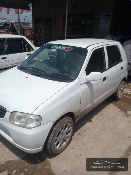 Suzuki Alto VXR 2006 Image-3