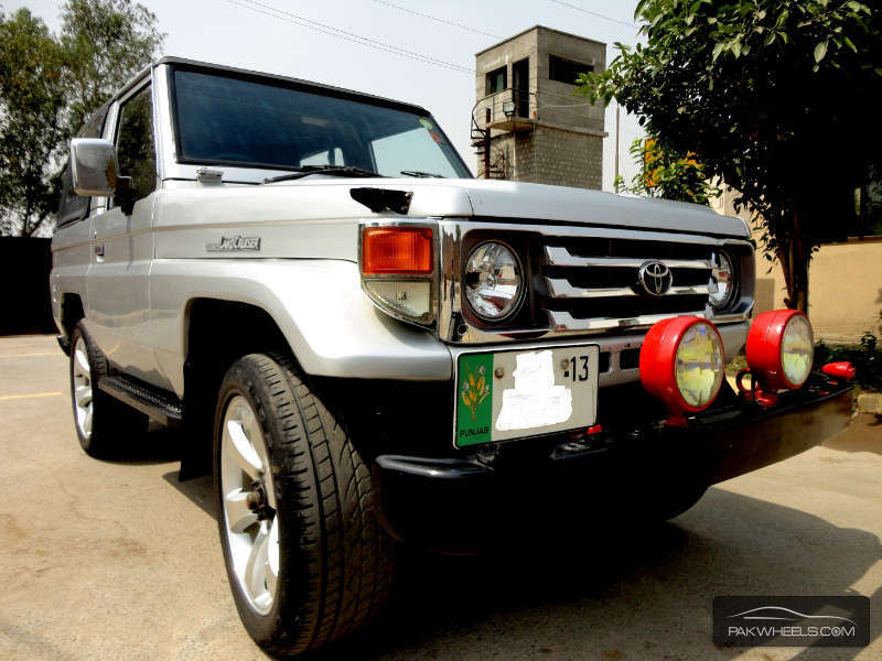 Toyota Land Cruiser VX Limited 4.7 1987 for sale in Lahore ...