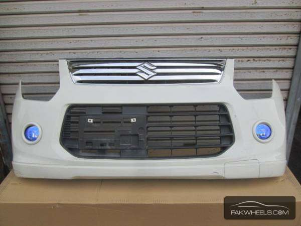 suzuki wagon r mh34 front bump For Sale Image-1