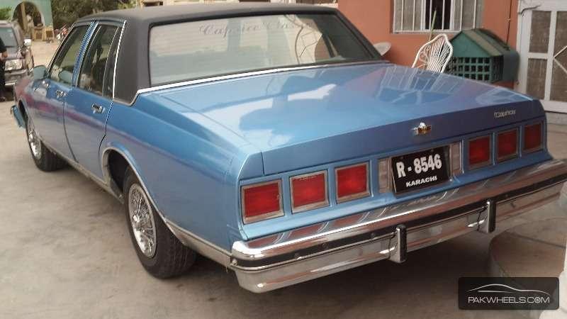 Chevrolet Caprice 1983 Image-8