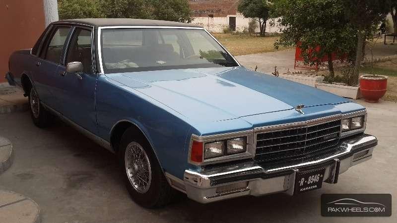 Chevrolet Caprice 1983 Image-7