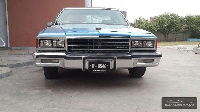 Chevrolet Caprice 1983 Image-6
