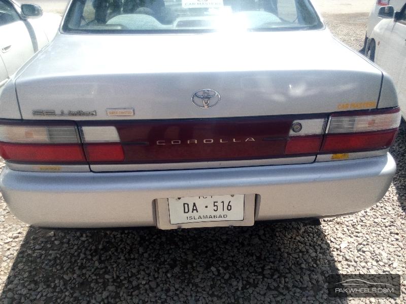 Toyota Corolla SE Limited 1994 Image-4