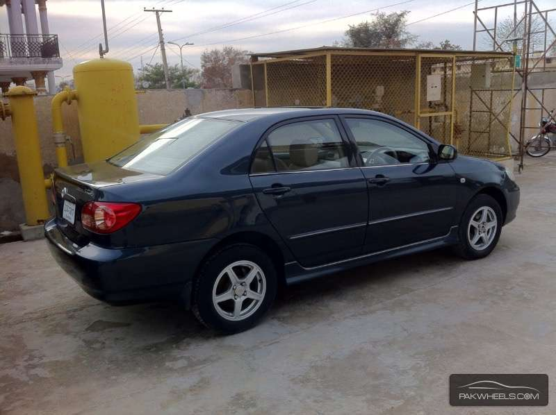 used toyota corolla altis 1 8 2007 car for sale in islamabad 1156751 pakwheels. Black Bedroom Furniture Sets. Home Design Ideas