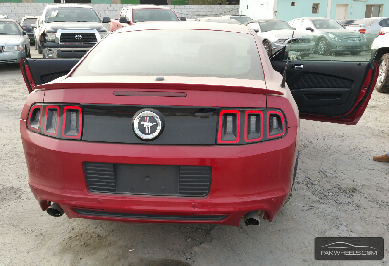 Ford Mustang For Sale In Islamabad PakWheels - Sports cars for sale in islamabad