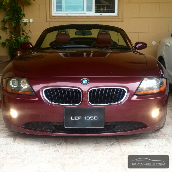 BMW Z M Roadster For Sale In Islamabad PakWheels - Sports cars for sale in islamabad