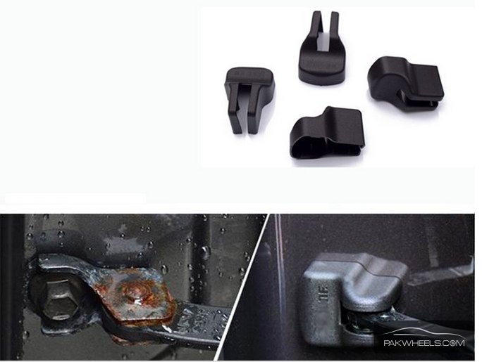 8/pcs Door Lock & Arm protection Cover For Toyota For Sale Image-1
