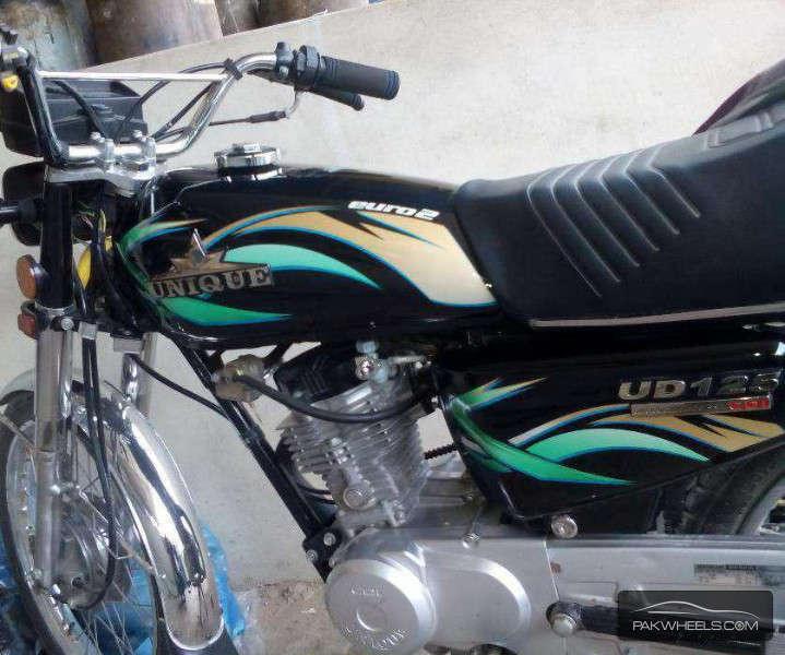 Used Unique Ud 125 2015 Bike For Sale In Karachi 139144 Pakwheels