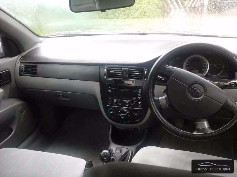 Chevrolet Optra 1.6 Automatic 2005 Image-6