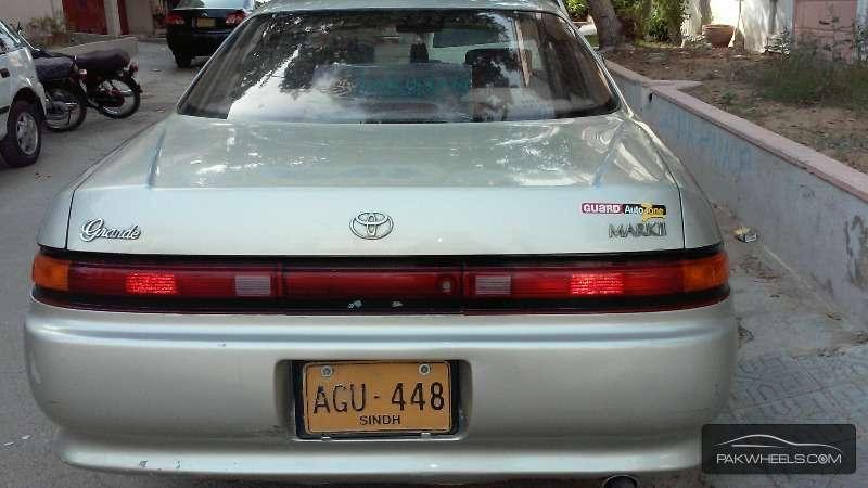 Toyota Mark II Grande 2.0 1993 Image-8