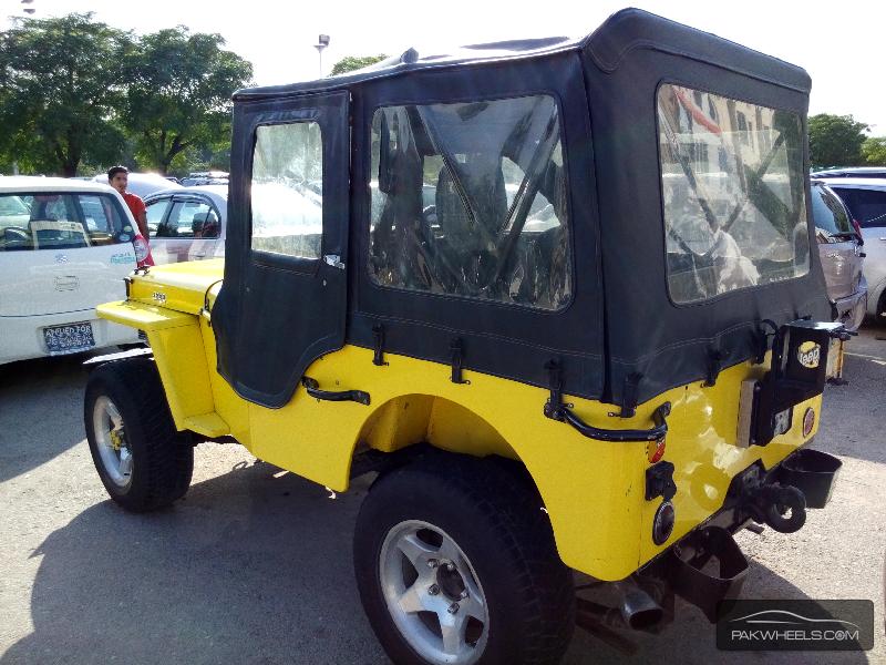 Jeep M 151 1960 Image-3