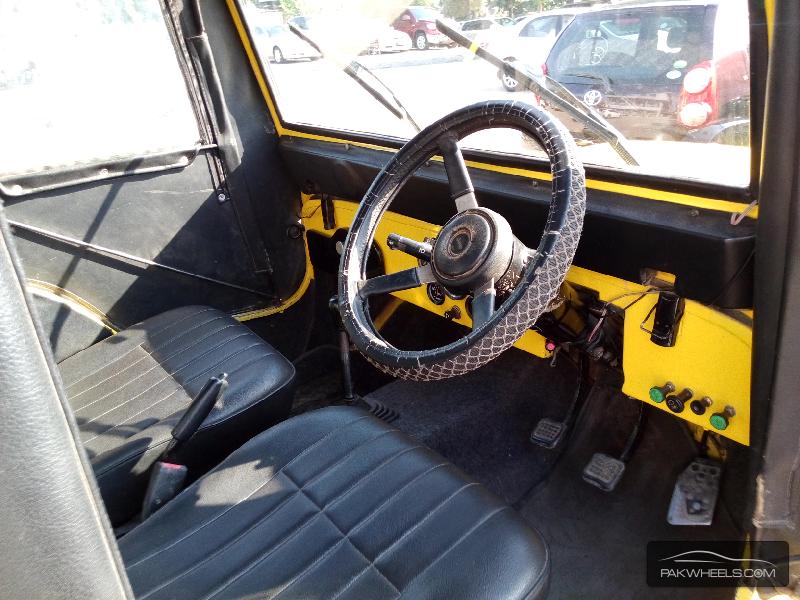 Jeep M 151 1960 Image-5