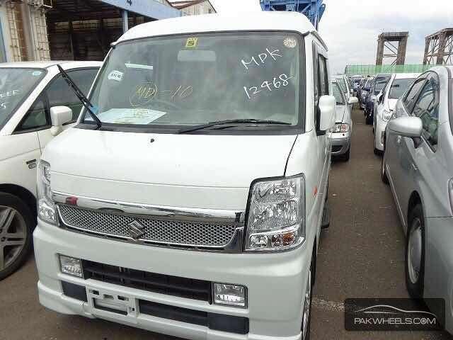 Suzuki Every Wagon PZ Turbo Special 2010 Image-1
