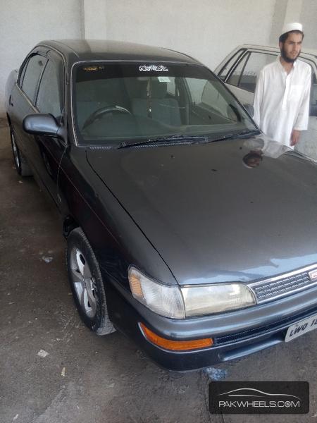 Toyota Corolla LX Limited 1.3 1995 Image-2