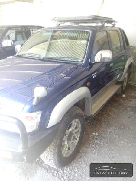 Toyota Hilux Tiger 2003 Image-3
