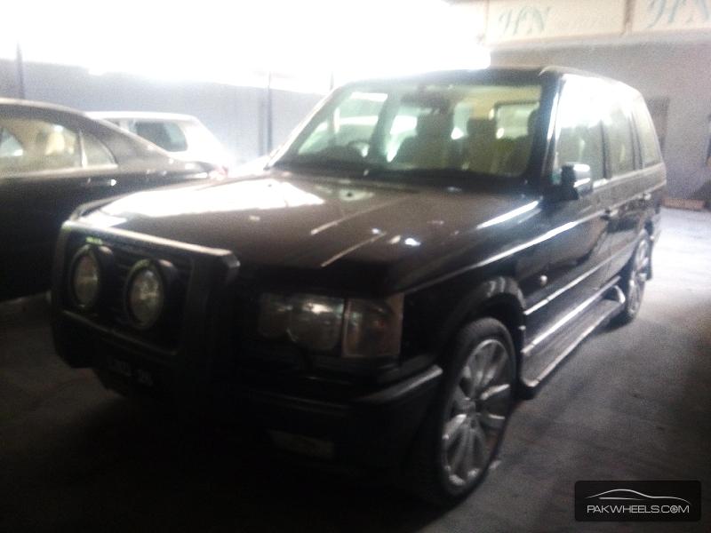 Range Rover Vogue 1999 Image-2