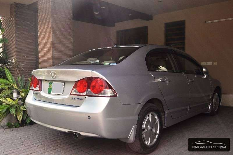 honda civic hybrid mxb 2006 for sale in lahore pakwheels. Black Bedroom Furniture Sets. Home Design Ideas