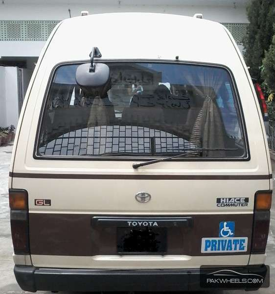 Toyota Hiace GL 1988 For Sale In Narowal