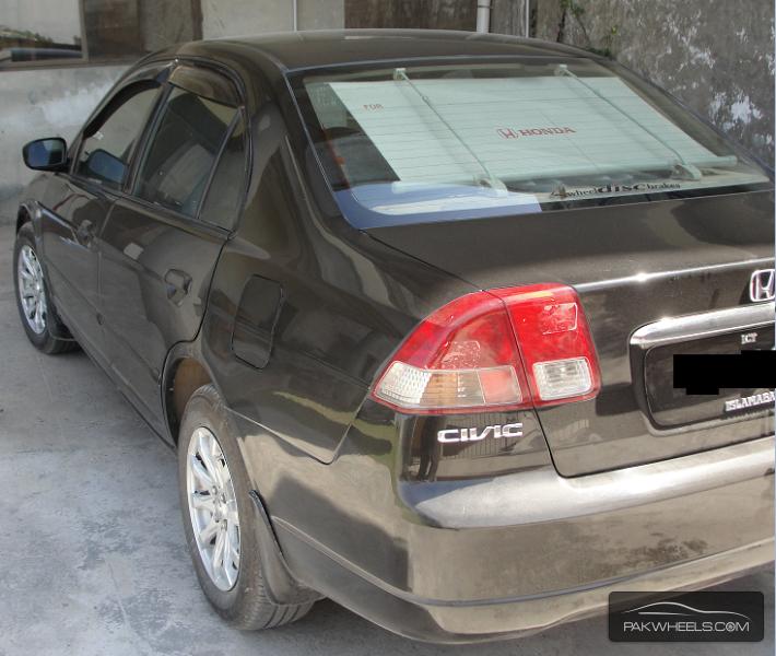 Honda Civic EXi 2006 Image-4