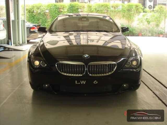 BMW Series I For Sale In Karachi PakWheels - 645i bmw