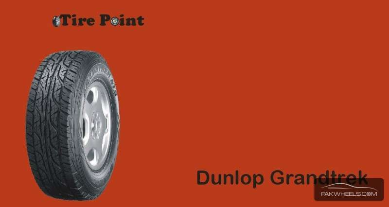 31-10-50-R15 Dunlop Grandtrek For Sale Image-1